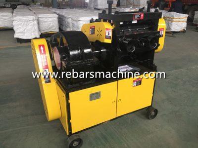 used round bar straightening machine