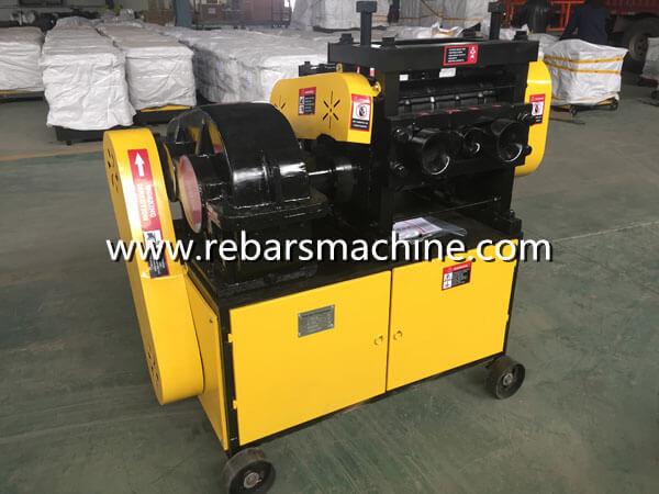used round bar straightening machine máquina de enderezar barra redonda usada