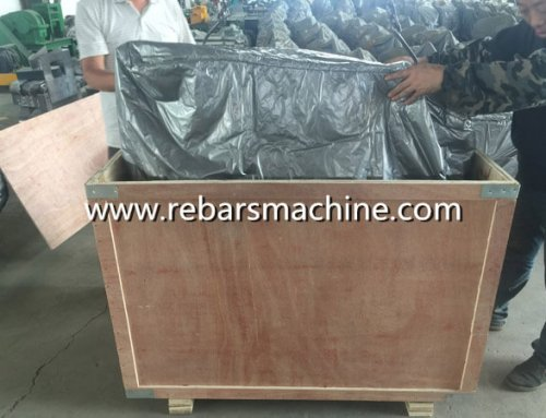 Delivery MY5-12 bar straightening machine South Africa