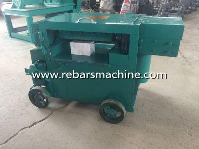 straightening machine for round bar