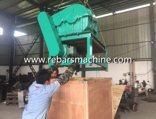 Delivery Bar Straightening Machine Malaysia