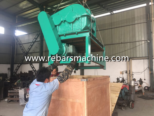 bar straightening machine image