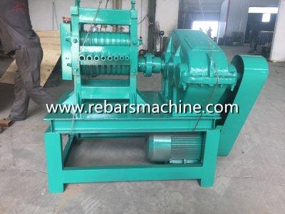 bar straightening machine principle