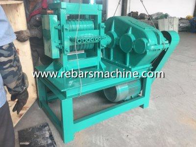 bar straightening machine working principle
