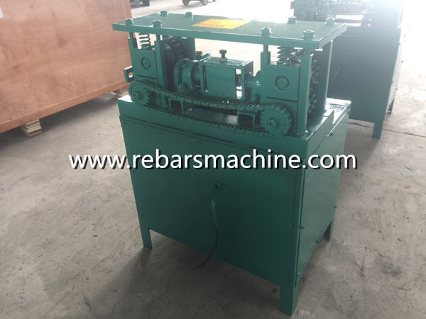 scrap steel wire straightening machine