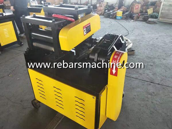 bar straightening machine manual