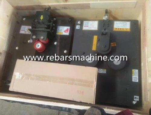 Delivery Rebar Arc Bender Israel