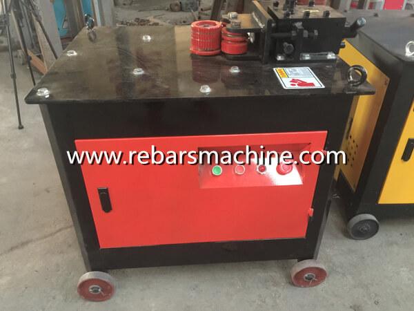 rebar curve bending machine