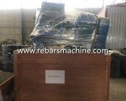 iron bar straightening machine