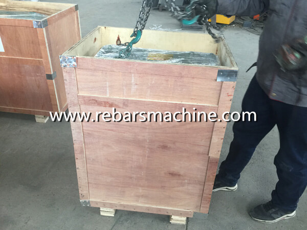 1 to 4mm wire straightening machine