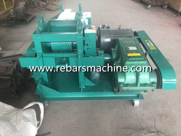 iron rod straightening machine