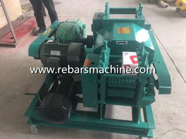 rod straightening machine manufacturers