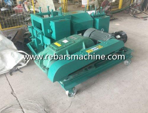 Delivery MYH6-14 rod straightening machine Guyana