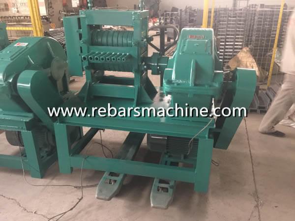 iron bar straightening machine