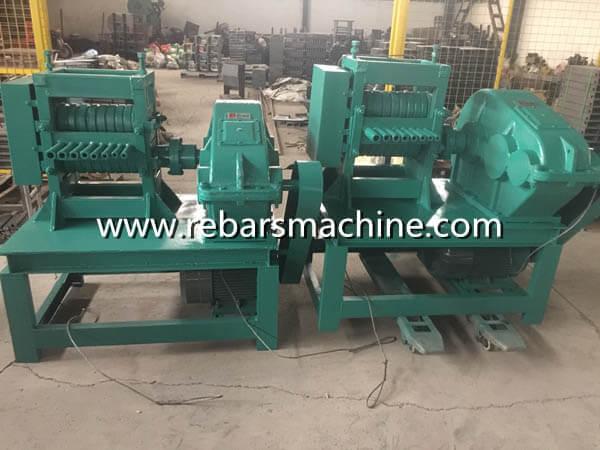 manual rebar straightener մեխանիկական ամրացնող ուղղիչ