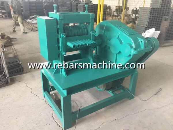 rebar straightener machine ամրացնող ուղղիչ մեքենա