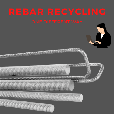 Rebar Recycling one way you dont know before