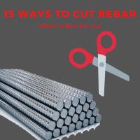 cut rebar