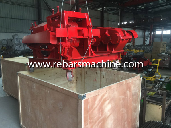rebar straightening machine cost