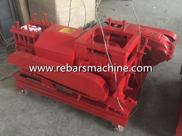 round bar straightening machine manufacturer