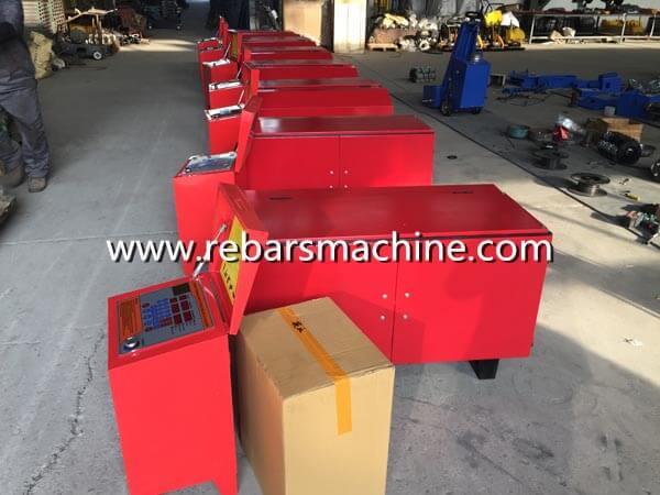 2mm-5mm wire straightening and cutting machine