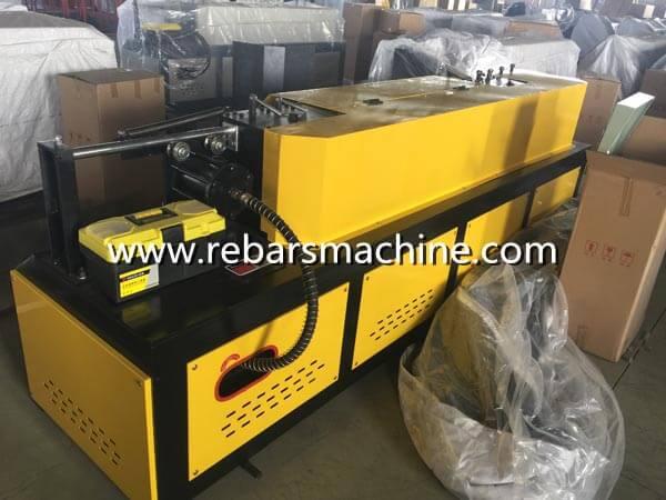 6-16mm CNC rebar straightening cutting machine