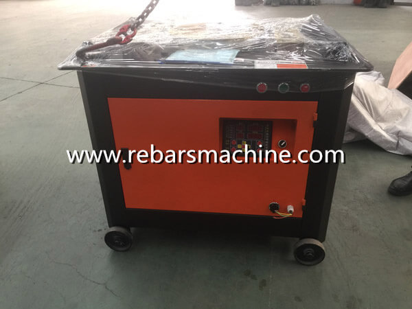 CNC rebar bender