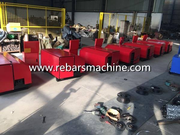 GT2-5 CNC wire straightening and cutting machine