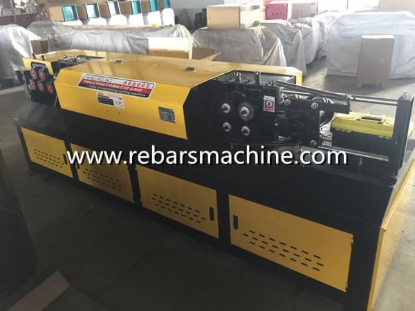 GT6-16 rebar straightening cutting machine