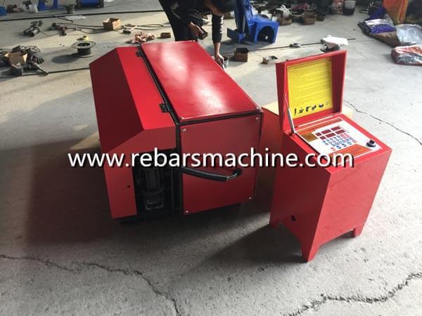 cnc wire straightening cutting machine