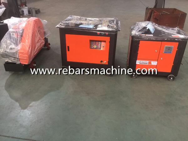rebar cutting rebar bending