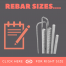 Rebar sizes choose the right one for your project