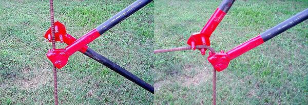 bending rebar by hickey bar