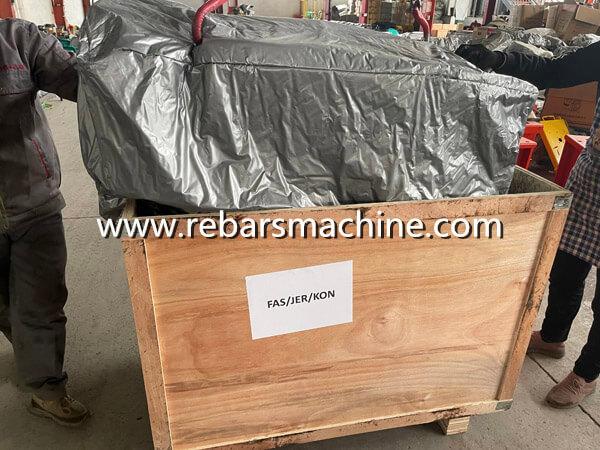 rebar bending machine cost