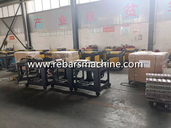 delivery rebar bending machine australia