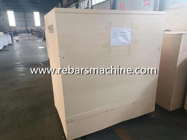 package rebar straightening machine dominica