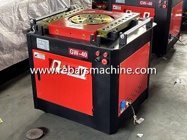 automatic rebar bending machine Brazil