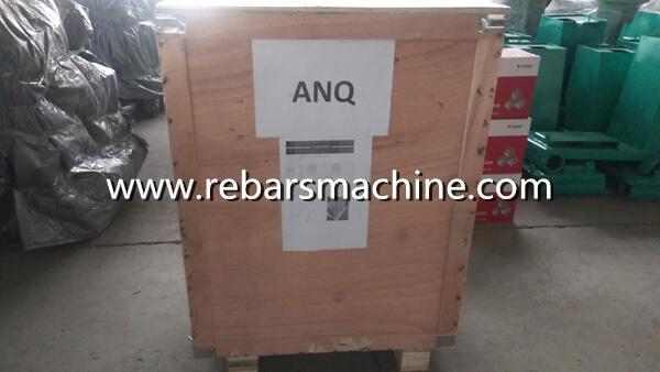 package wire straightening machine