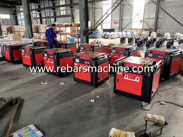 pin indexing rebar bending machine brazil