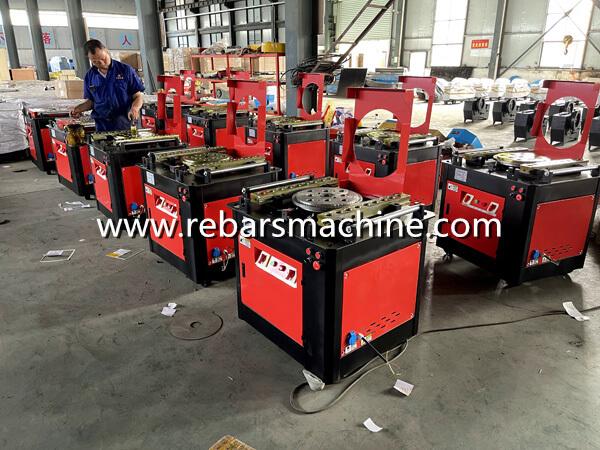 rebar bending machine Brazil